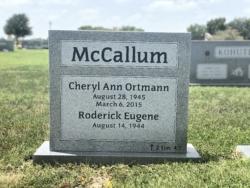 McCallum - Gray - Single Upright